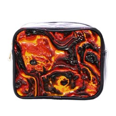 Lava Active Volcano Nature Mini Toiletries Bags by Alisyart
