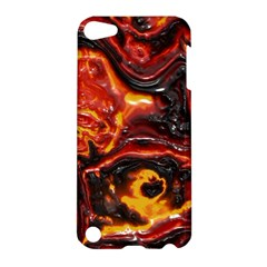 Lava Active Volcano Nature Apple Ipod Touch 5 Hardshell Case by Alisyart
