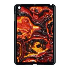 Lava Active Volcano Nature Apple Ipad Mini Case (black) by Alisyart