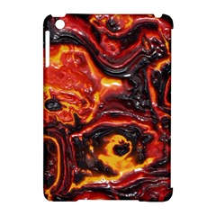 Lava Active Volcano Nature Apple Ipad Mini Hardshell Case (compatible With Smart Cover) by Alisyart