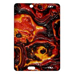 Lava Active Volcano Nature Amazon Kindle Fire Hd (2013) Hardshell Case by Alisyart