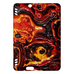 Lava Active Volcano Nature Kindle Fire Hdx Hardshell Case by Alisyart