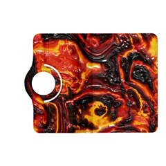 Lava Active Volcano Nature Kindle Fire Hd (2013) Flip 360 Case by Alisyart