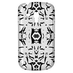 Nums Seamless Tile Mirror Galaxy S3 Mini by Alisyart