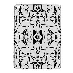 Nums Seamless Tile Mirror Ipad Air 2 Hardshell Cases by Alisyart