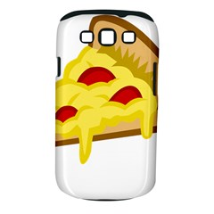 Pasta Salad Pizza Cheese Samsung Galaxy S Iii Classic Hardshell Case (pc+silicone) by Alisyart