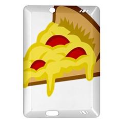 Pasta Salad Pizza Cheese Amazon Kindle Fire Hd (2013) Hardshell Case by Alisyart