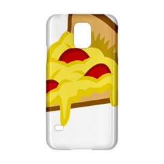 Pasta Salad Pizza Cheese Samsung Galaxy S5 Hardshell Case  by Alisyart