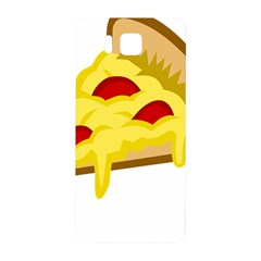 Pasta Salad Pizza Cheese Samsung Galaxy Alpha Hardshell Back Case by Alisyart