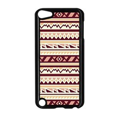 Pattern Tribal Triangle Apple Ipod Touch 5 Case (black) by Alisyart