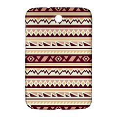 Pattern Tribal Triangle Samsung Galaxy Note 8 0 N5100 Hardshell Case  by Alisyart