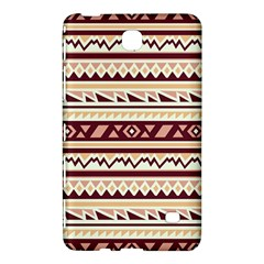 Pattern Tribal Triangle Samsung Galaxy Tab 4 (8 ) Hardshell Case  by Alisyart