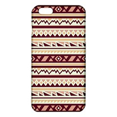 Pattern Tribal Triangle Iphone 6 Plus/6s Plus Tpu Case by Alisyart