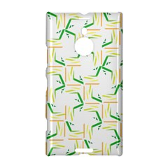 Patterns Boomerang Line Chevron Green Orange Yellow Nokia Lumia 1520 by Alisyart