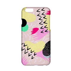 Pink Circle Red Pattern,sexy Apple Iphone 6/6s Hardshell Case by Alisyart