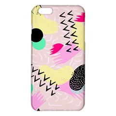 Pink Circle Red Pattern,sexy Iphone 6 Plus/6s Plus Tpu Case by Alisyart