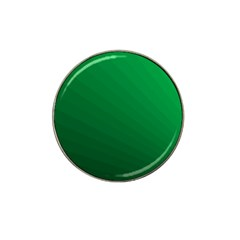 Green Beach Fractal Backdrop Background Hat Clip Ball Marker by Simbadda