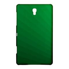 Green Beach Fractal Backdrop Background Samsung Galaxy Tab S (8 4 ) Hardshell Case  by Simbadda