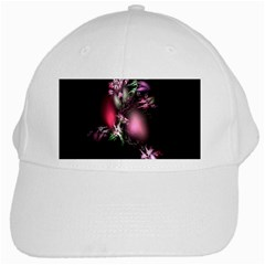 Colour Of Nature Fractal A Nice Fractal Coloured Garden White Cap by Simbadda