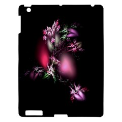 Colour Of Nature Fractal A Nice Fractal Coloured Garden Apple Ipad 3/4 Hardshell Case by Simbadda