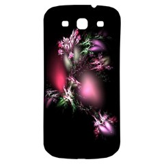 Colour Of Nature Fractal A Nice Fractal Coloured Garden Samsung Galaxy S3 S Iii Classic Hardshell Back Case by Simbadda
