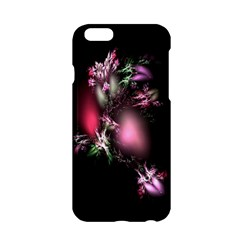Colour Of Nature Fractal A Nice Fractal Coloured Garden Apple Iphone 6/6s Hardshell Case by Simbadda