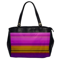 Stripes Colorful Background Colorful Pink Red Purple Green Yellow Striped Wallpaper Office Handbags by Simbadda