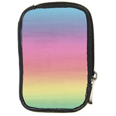 Watercolor Paper Rainbow Colors Compact Camera Cases by Simbadda