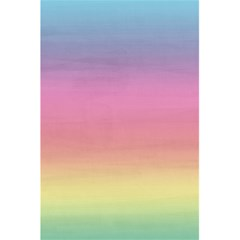Watercolor Paper Rainbow Colors 5 5  X 8 5  Notebooks by Simbadda