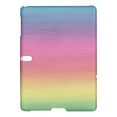 Watercolor Paper Rainbow Colors Samsung Galaxy Tab S (10 5 ) Hardshell Case