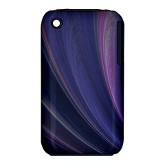 A Pruple Sweeping Fractal Pattern Iphone 3s/3gs by Simbadda
