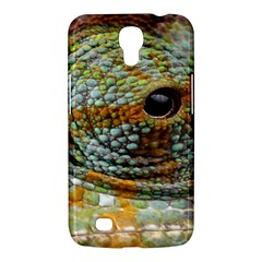 Macro Of The Eye Of A Chameleon Samsung Galaxy Mega 6 3  I9200 Hardshell Case by Simbadda