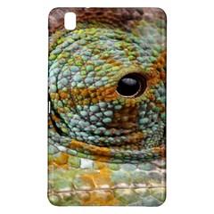 Macro Of The Eye Of A Chameleon Samsung Galaxy Tab Pro 8 4 Hardshell Case by Simbadda