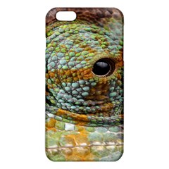 Macro Of The Eye Of A Chameleon Iphone 6 Plus/6s Plus Tpu Case by Simbadda