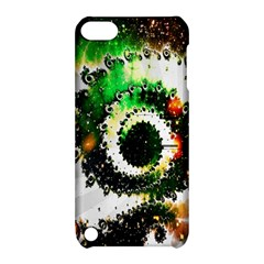 Fractal Universe Computer Graphic Apple Ipod Touch 5 Hardshell Case With Stand by Simbadda