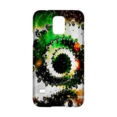 Fractal Universe Computer Graphic Samsung Galaxy S5 Hardshell Case  by Simbadda