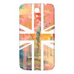 Union Jack Abstract Watercolour Painting Samsung Galaxy Mega I9200 Hardshell Back Case by Simbadda