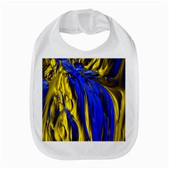 Blue And Gold Fractal Lava Amazon Fire Phone by Simbadda