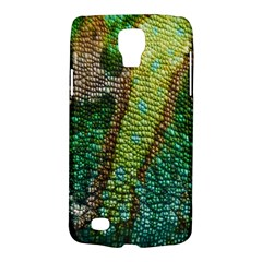 Colorful Chameleon Skin Texture Galaxy S4 Active by Simbadda