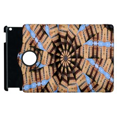 Manipulated Reality Of A Building Picture Apple Ipad 3/4 Flip 360 Case by Simbadda