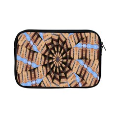 Manipulated Reality Of A Building Picture Apple Ipad Mini Zipper Cases by Simbadda