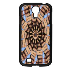 Manipulated Reality Of A Building Picture Samsung Galaxy S4 I9500/ I9505 Case (black) by Simbadda