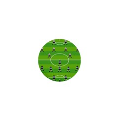 Soccer Field Football Sport 1  Mini Magnets by Alisyart