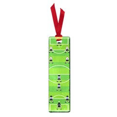 Soccer Field Football Sport Small Book Marks by Alisyart