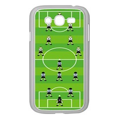 Soccer Field Football Sport Samsung Galaxy Grand Duos I9082 Case (white) by Alisyart