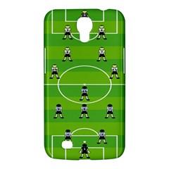 Soccer Field Football Sport Samsung Galaxy Mega 6 3  I9200 Hardshell Case by Alisyart