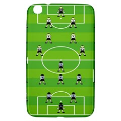 Soccer Field Football Sport Samsung Galaxy Tab 3 (8 ) T3100 Hardshell Case  by Alisyart