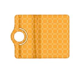 Yellow Circles Kindle Fire Hd (2013) Flip 360 Case by Alisyart