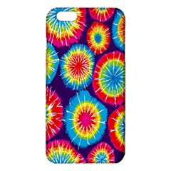 Tie Dye Circle Round Color Rainbow Red Purple Yellow Blue Pink Orange Iphone 6 Plus/6s Plus Tpu Case by Alisyart