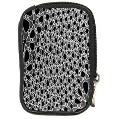 X Ray Rendering Hinges Structure Kinematics Circle Star Black Grey Compact Camera Cases by Alisyart
